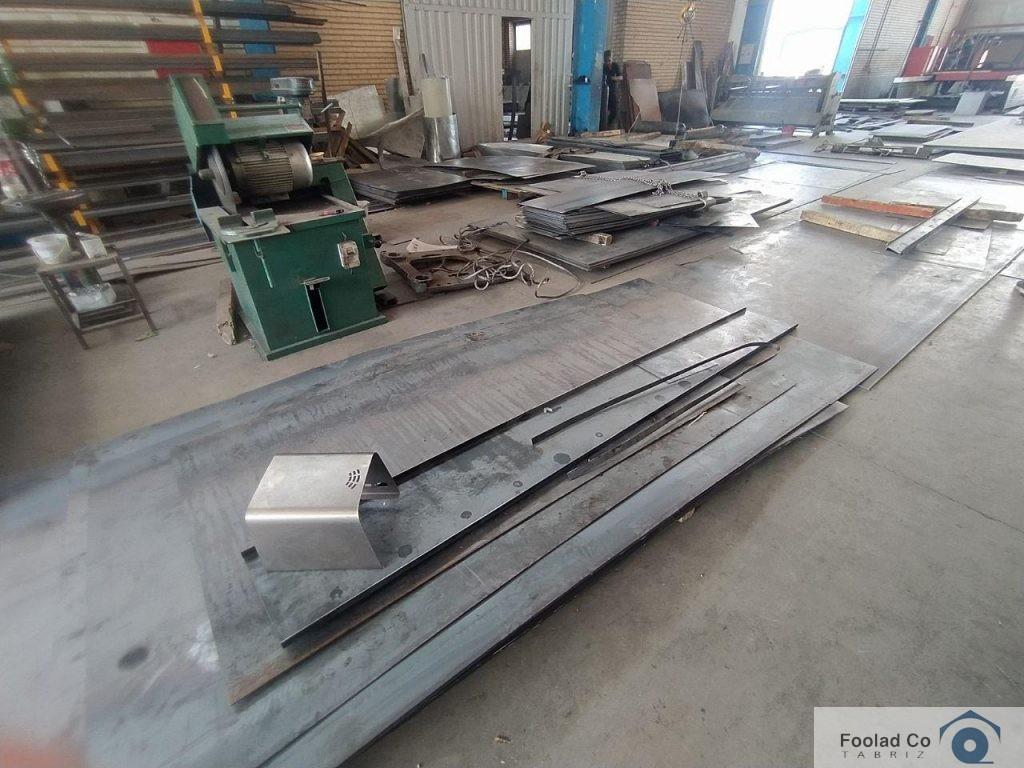 آهن آلات در تبریز