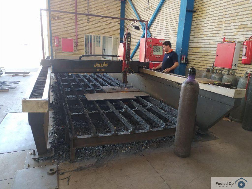 دستگاه برش CNC هوا در تبریز